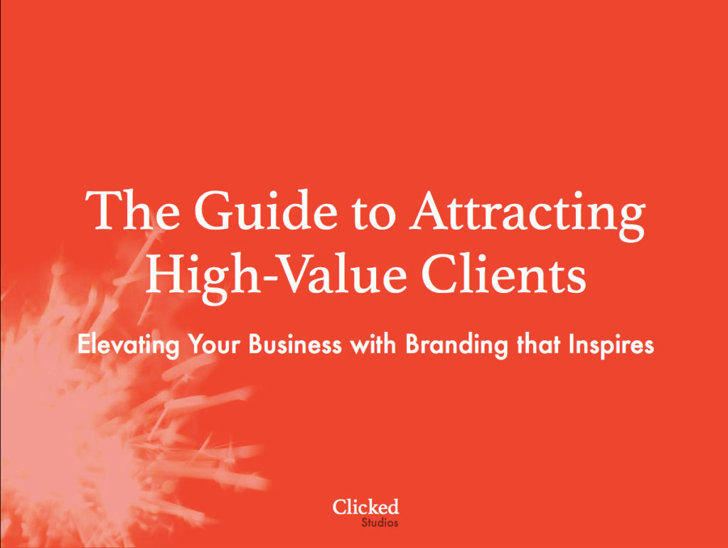 Cover: The Guide to Attracting High-Value Clients
